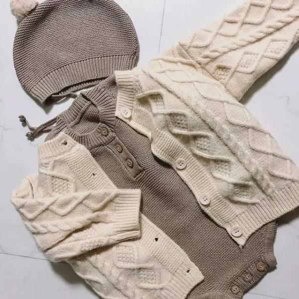 Otis Body & Billy Knit Vest